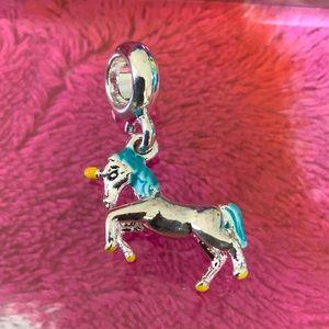 3/$12 Carousel Horse Charm